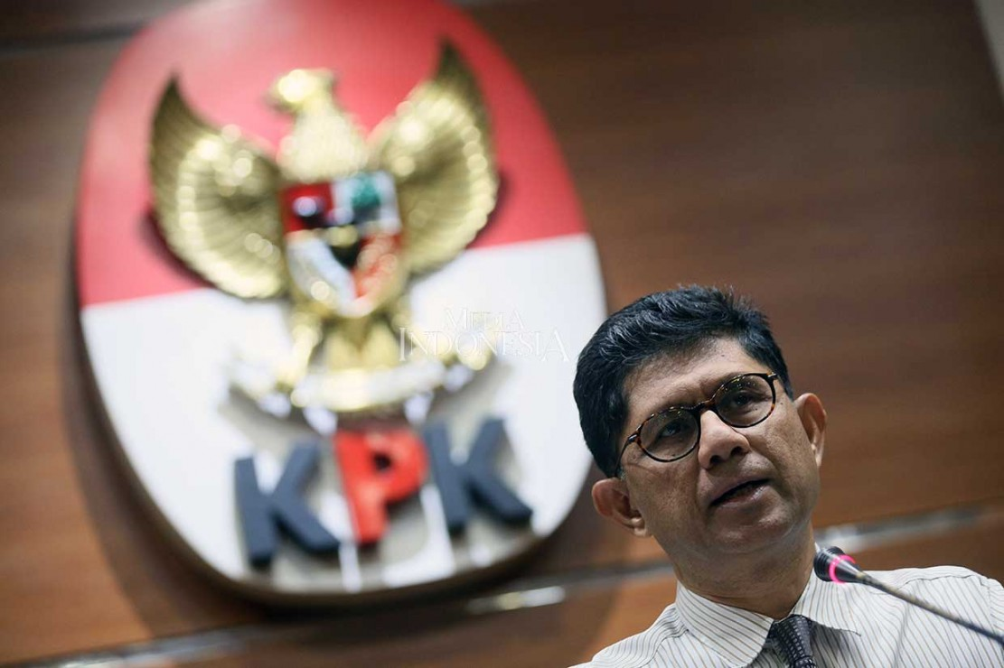 KPK Tetapkan PT Tradha Tersangka TPPU