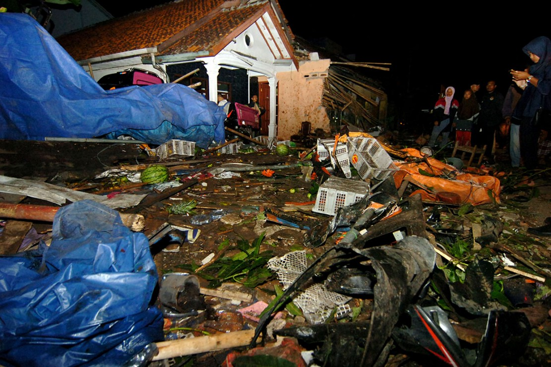 12 Orang Tewas dalam Kecelakaan Truk di Bumiayu