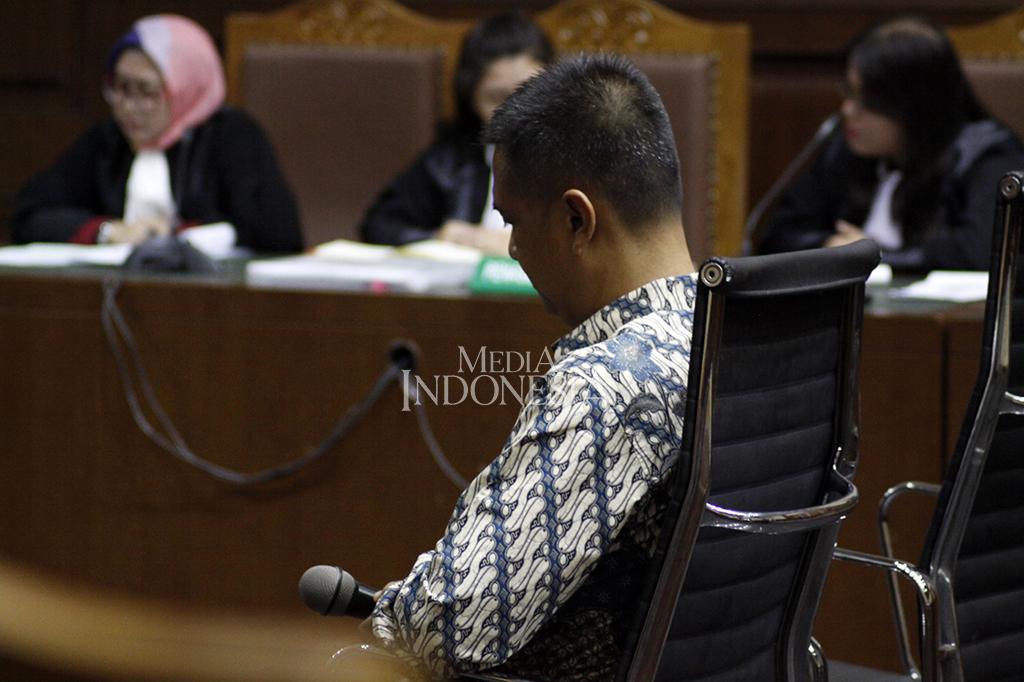 Hasmun Hamzah Didakwa Beri Suap Wali Kota Kendari Rp6,7 M