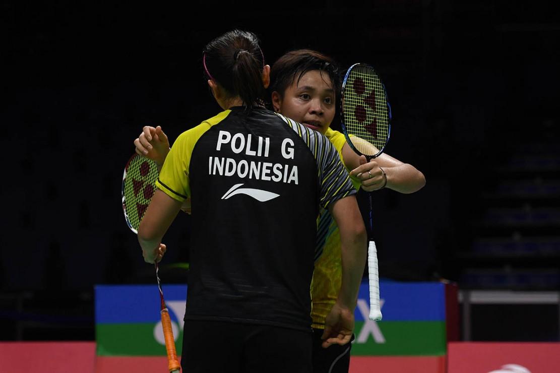 Dikalahkan Thailand, Indonesia Gagal ke Semifinal Piala Uber