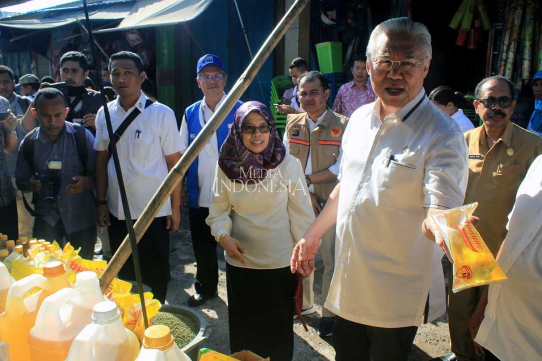 Mendag Pantau Harga Sembako di Kupang