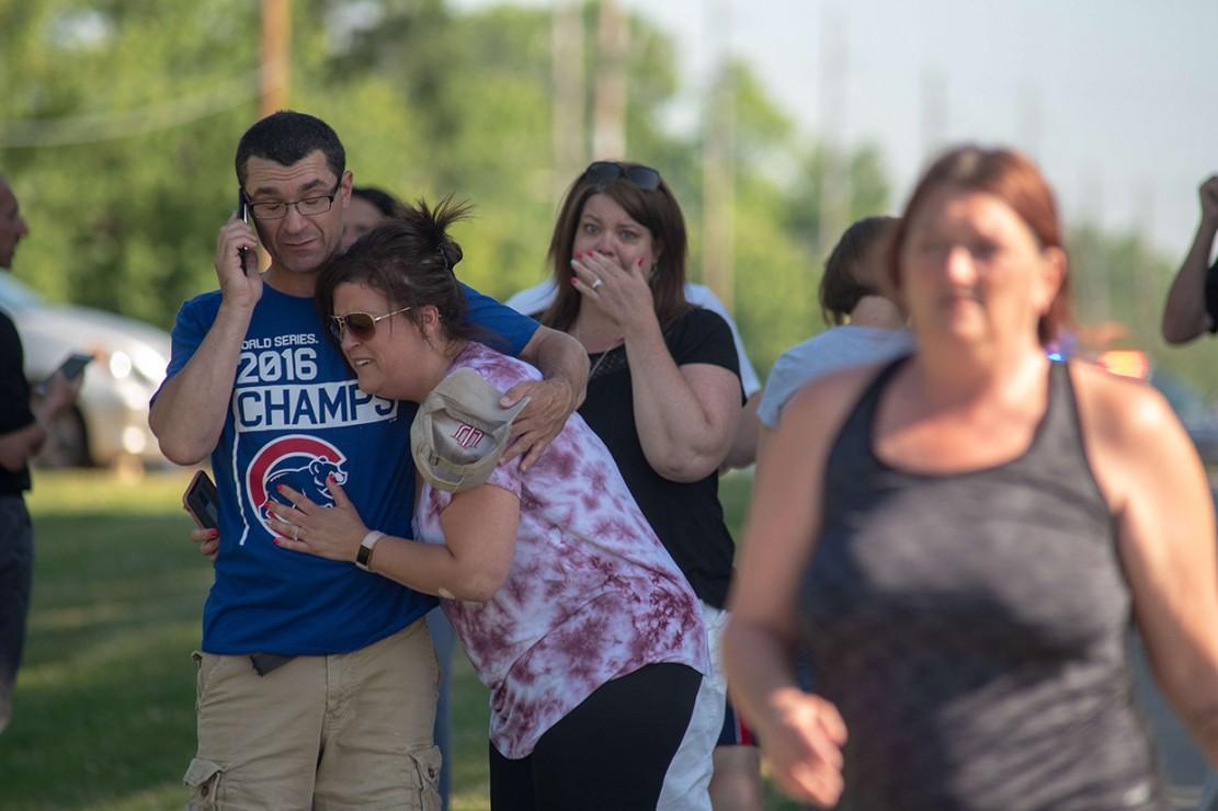 2 Orang Terluka dalam Penembakan Sekolah di Indiana AS
