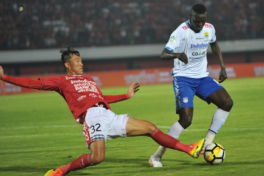 Bali United Vs Persib Imbang Tanpa Gol