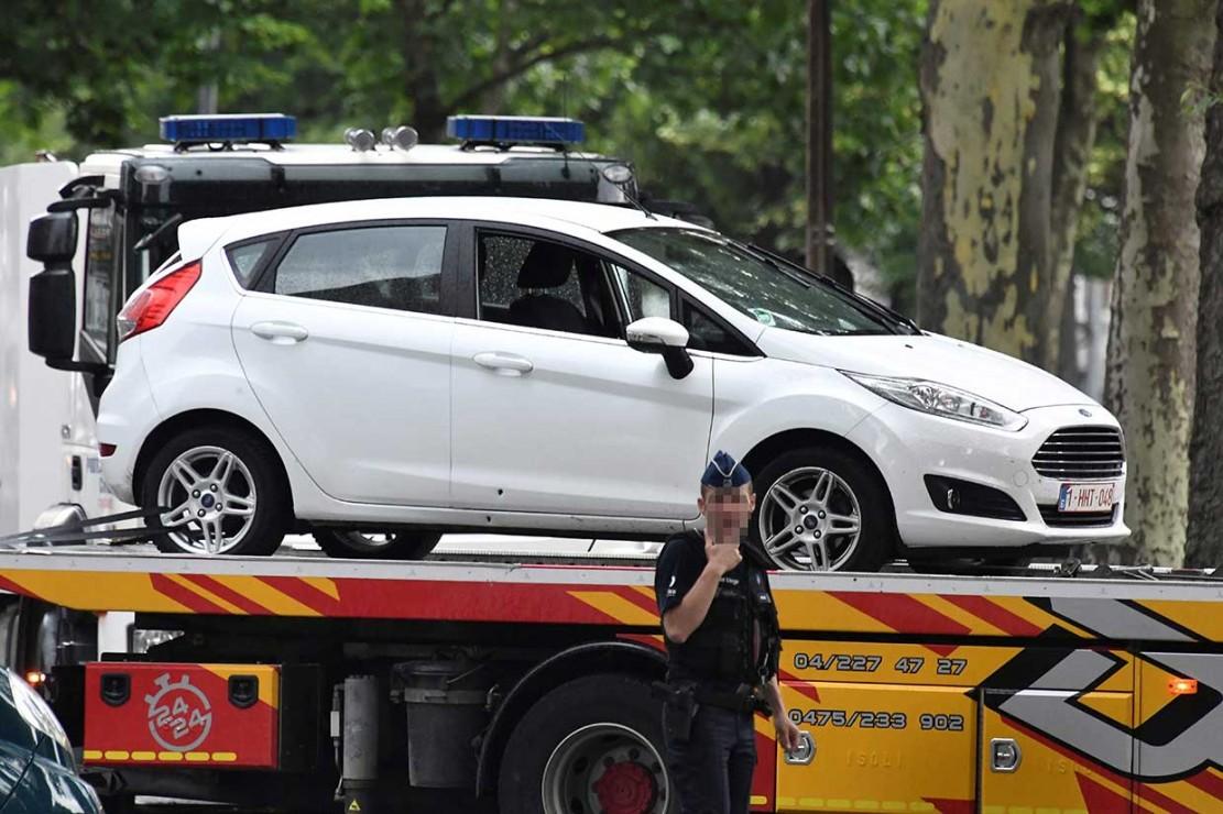 Seorang Pria Tembak Mati Tiga Orang di Belgia