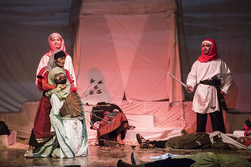 Drama Musikal Religi Sunda 'Kasidah Cinta Al-Kubra'