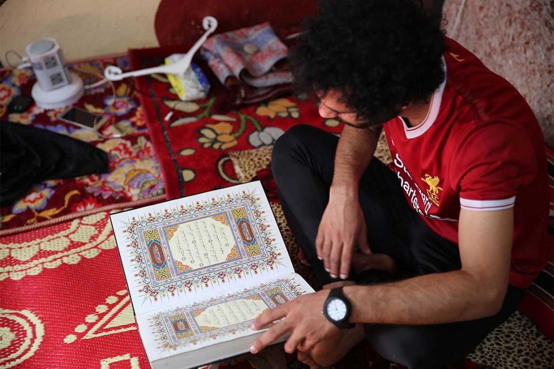 Hussein Ali, Kembaran Salah dari Irak