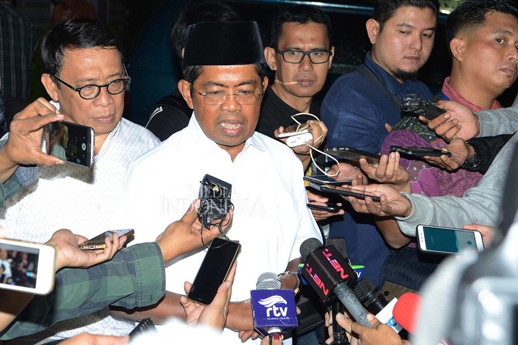Idrus menegaskan bahwa anak-anak yang terlibat dalam aksi bom bunuh diri di Surabaya dan Sidoarjo adalah korban. MI/M Irfan