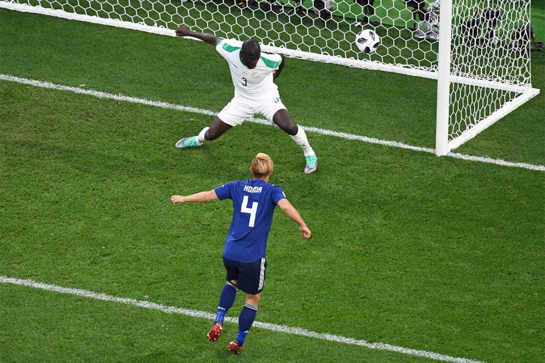 Senegal vs Jepang Berakhir Imbang 2-2