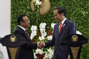 Menurut Presiden, Indonesia berkomitmen meningkatkan kerja sama di sejumlah bidang. Indonesia juga ingin tetap menjadi mitra tepercaya bagi pembangunan infrastruktur dan kapasitas di Timor Leste yang damai dan stabil.
