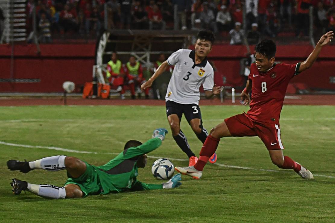 Timnas Indonesia U-19 mengawali Piala AFF U-19 2018 dengan kemenangan. Menghadapi Laos di pembuka Grup A, Garuda Nusantara menang 1-0.