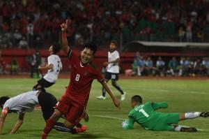 Gol tunggal itu diciptakan oleh Witan pada menit ke-29 melalui serangan balik.