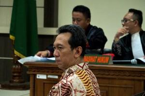 Yahya didakwa menerima suap hingga Rp 12 miliar dari berbagai proyek tak lama setelah menjabat sebagai bupati di daerah tersebut.