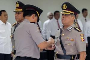 Kombes Erwanto Kurniadi resmi menjabat Dirtipidkor Bareskrim Polri menggantikan Brigjen Akhmad Wiyagus yang dipindahtugaskan menjadi Wakapolda Maluku.