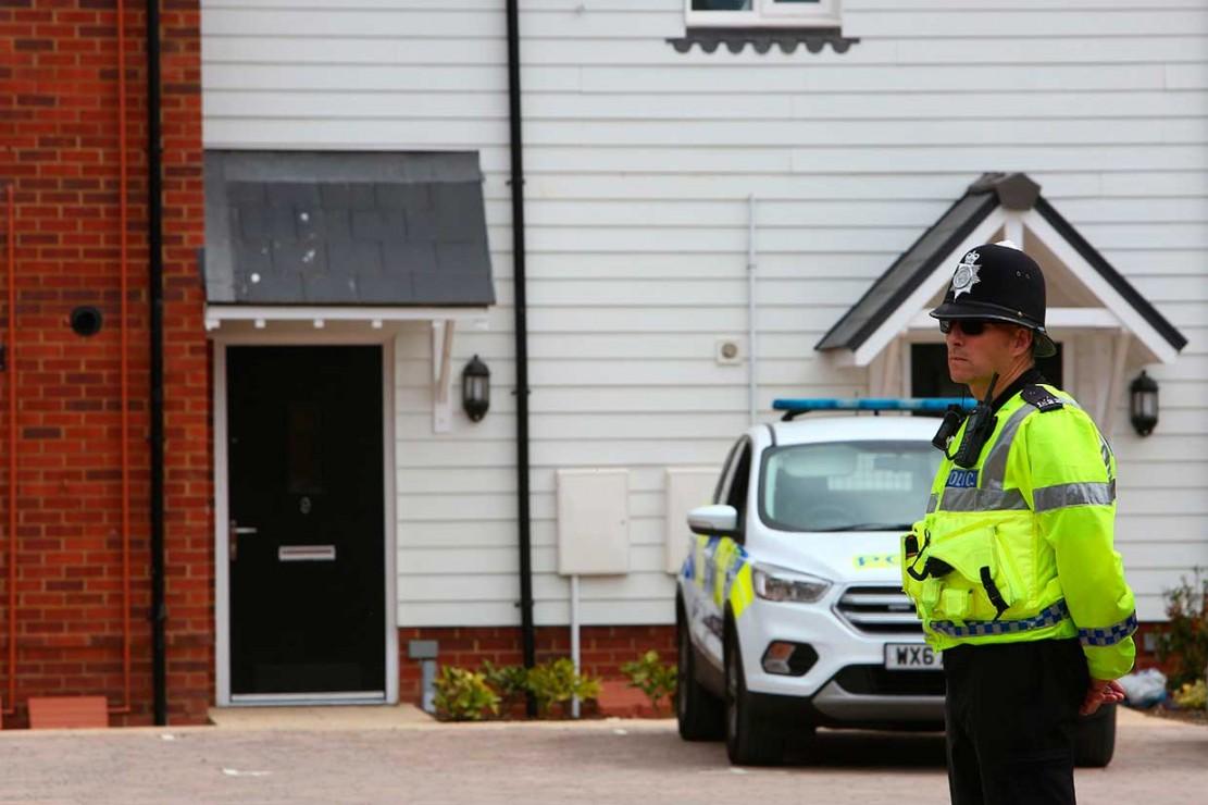 Serangan Zat Misterius Kembali Terjadi di Inggris