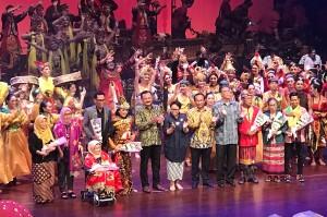 Menteri Luar Negeri Retno Marsudi  menjelaskan pertunjukan ini adalah program tahunan dari kemenlu dan merupakan salah satu soft power diplomacy melalui seni dan budaya.