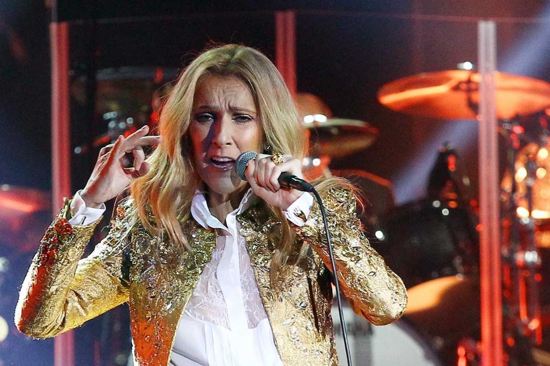 Celine Dion Bius Ribuan Penonton di Sentul