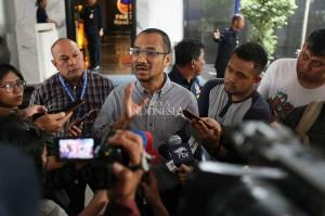 Samad juga menyatakan tidak akan menolak bila didorong untuk mengikuti Pilpres 2019. Samad mengaku siap jika diajukan sebagai capres maupun cawapres.