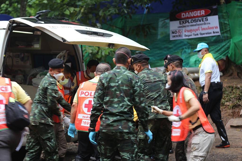 13 Orang yang Terjebak dalam Gua di Thailand Berhasil Diselamatkan