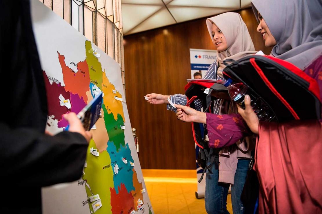 250 Mahasiswa RI Lanjutkan Pendidikan ke Prancis