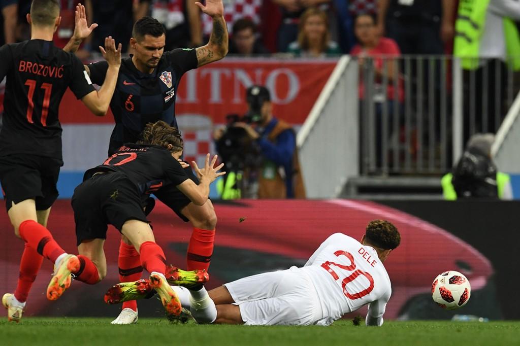 Tekuk Inggris, Kroasia Maju ke Final Piala Dunia 2018