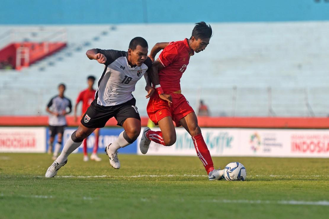 Taklukkan Thailand, Myanmar Maju ke Final Piala AFF U-19