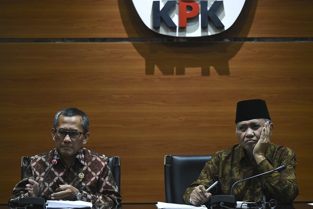 KPK dan KY Kerjasama Tingkatkan Pengawasan ke Hakim