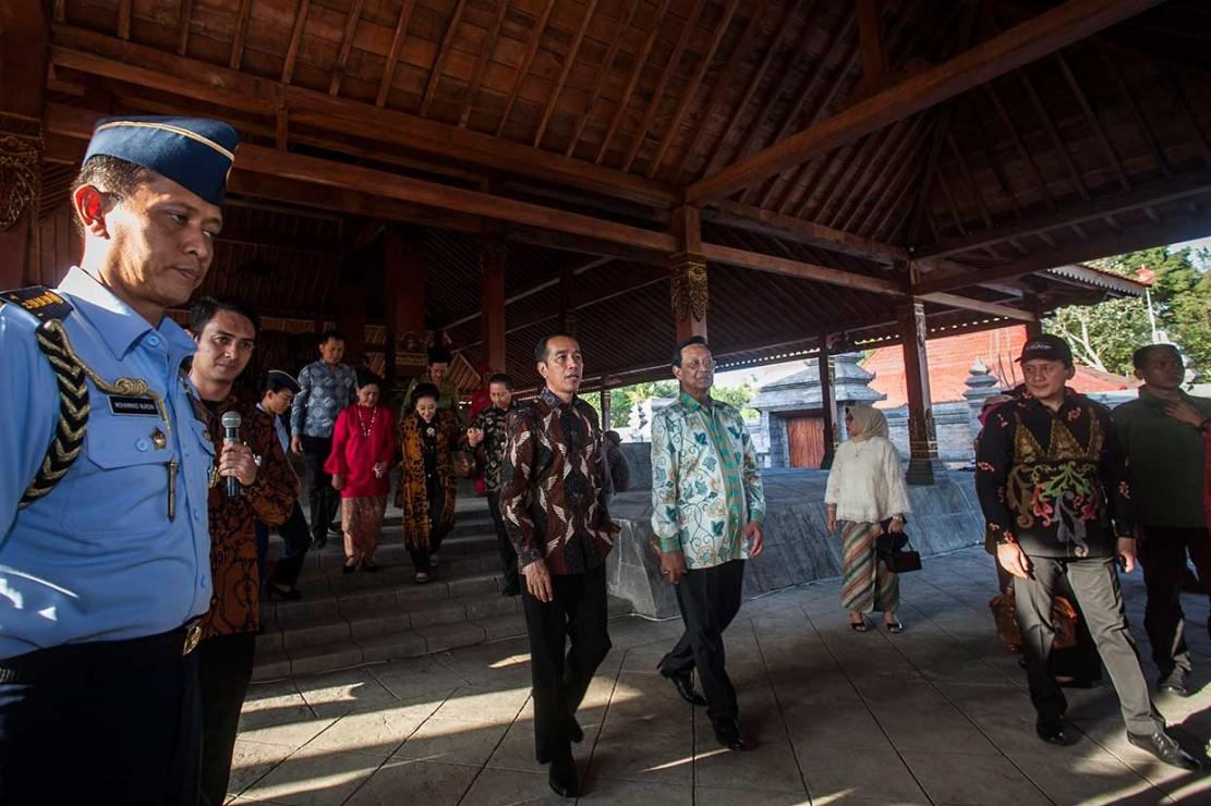 Presiden Ajak Warga Tonton Film Sultan Agung