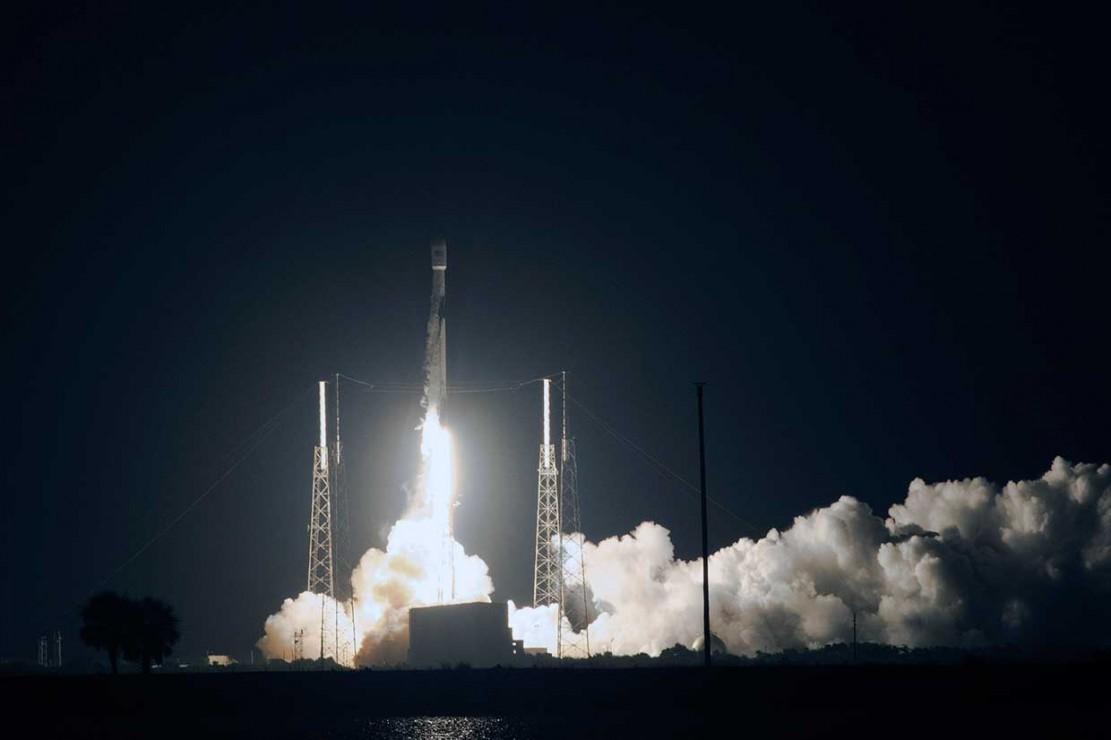 Satelit Merah Putih Berhasil Diluncurkan
