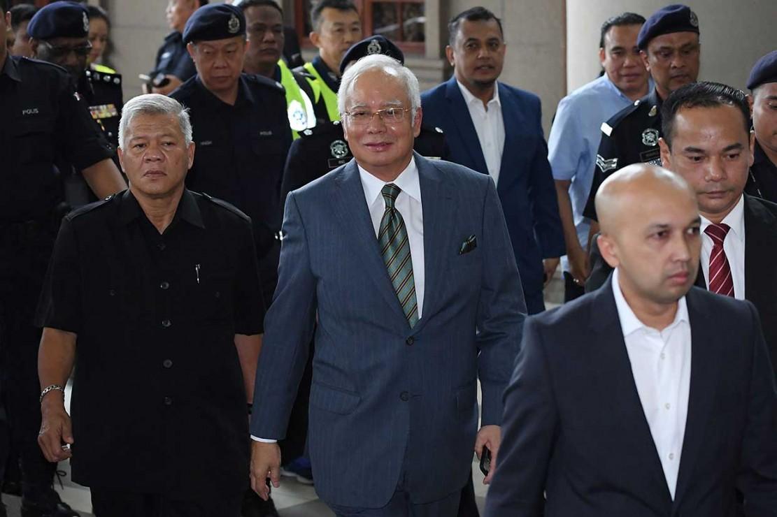 Najib Razak Hadapi Tuntutan Pencucian Uang