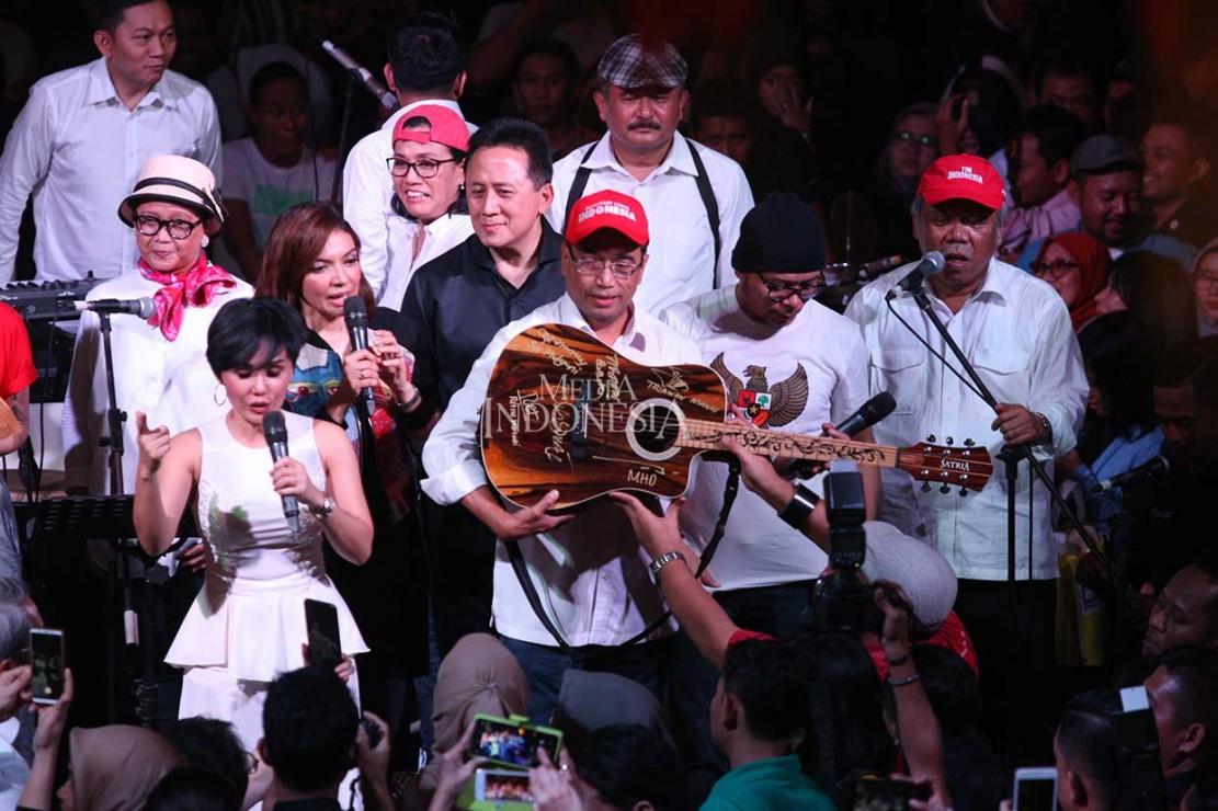 Elek Yo Band Galang Dana untuk Lombok