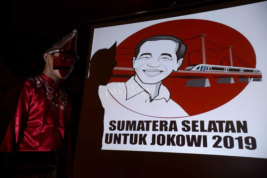 Masyarakat Sumsel Jabodetabek Siap Menangkan Jokowi-Ma'ruf