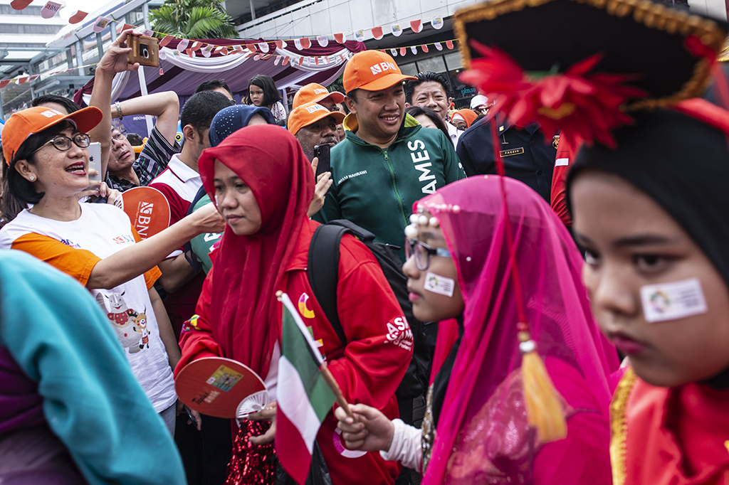 Semarak Energy Rangers lndonesia 2018 Jakarta