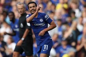 Hasil ini menjadi kemenangan kedua Chelsea secara beruntun di musim ini. Sedangkan bagi Arsenal merupakan kekalahan kedua berturut-turut. Alvaro Morata/Daniel Leal-Olivas