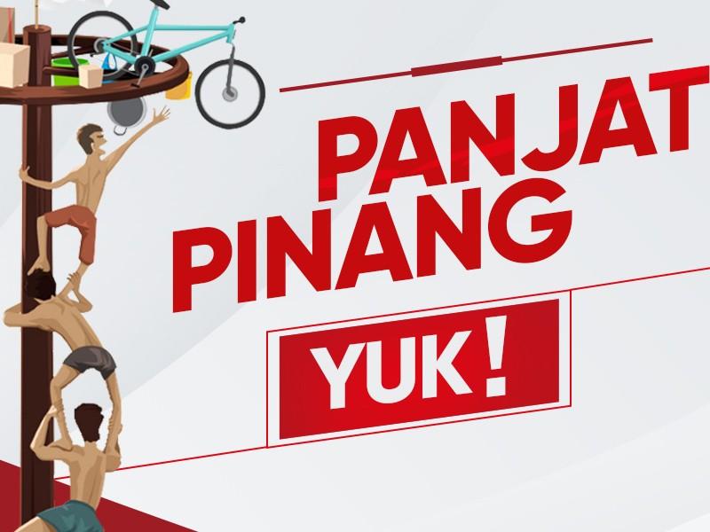 Sejarah Lomba Panjat Pinang