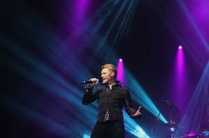 Pada konser yang berlangsung sekitar dua jam tersebut, Boyzone membawakan puluhan lagu di antaranya 'Everyday I Love You', 'No Matter What', Love Me For a Reason, 'Baby Can I Hold You', dan 'Love is A Hurricane'.