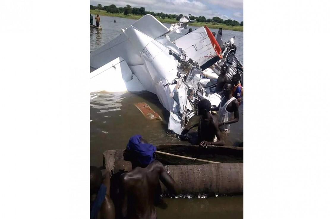19 Orang Tewas dalam Kecelakaan Pesawat di Sudan Selatan