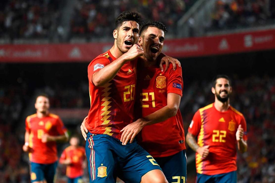 Spanyol Libas Kroasia 6 Gol Tanpa Balas