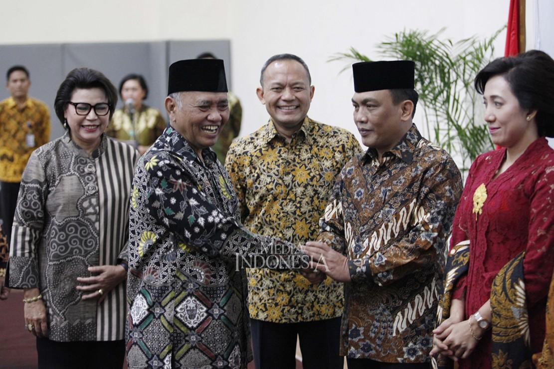 KPK Lantik Direktur Penyidikan dan Dua Pejabat Baru