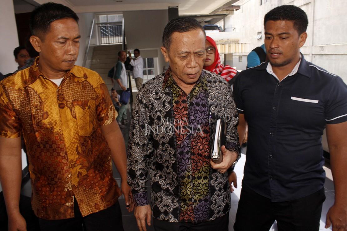 Politikus Demokrat Amin Santono Didakwa Terima Suap Rp3,3 M