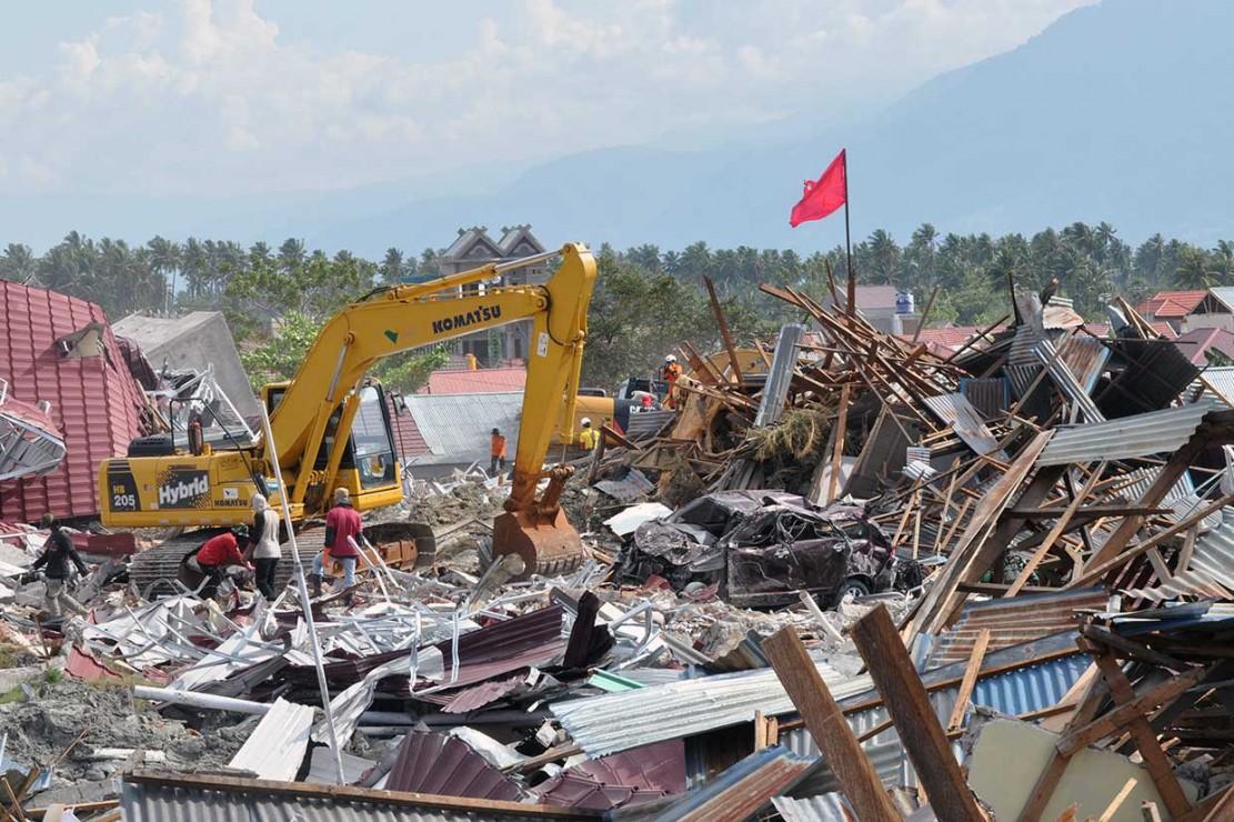 Tim SAR Evakuasi 119 Jenazah di Petobo