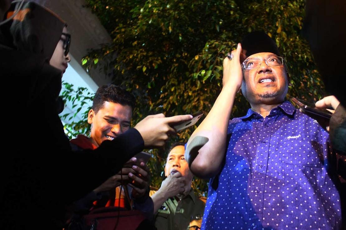 KPK Geledah Rumah Dinas Bupati Malang