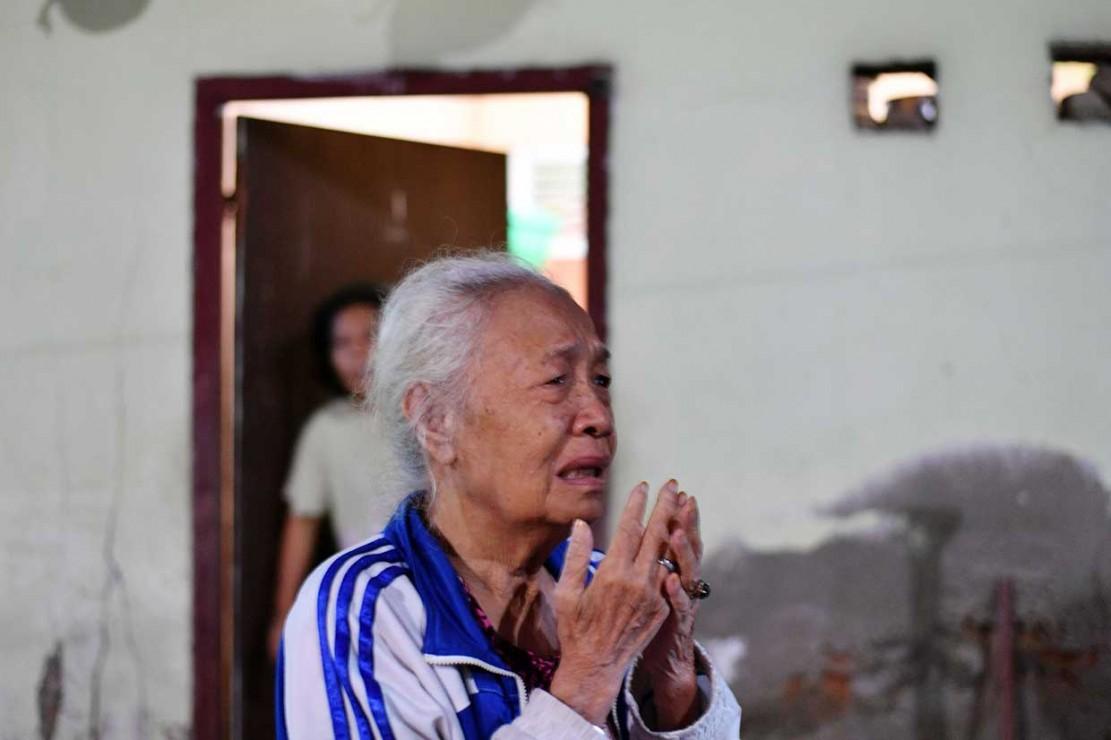 Gempa Kembali Guncang Palu, Warga Berhamburan