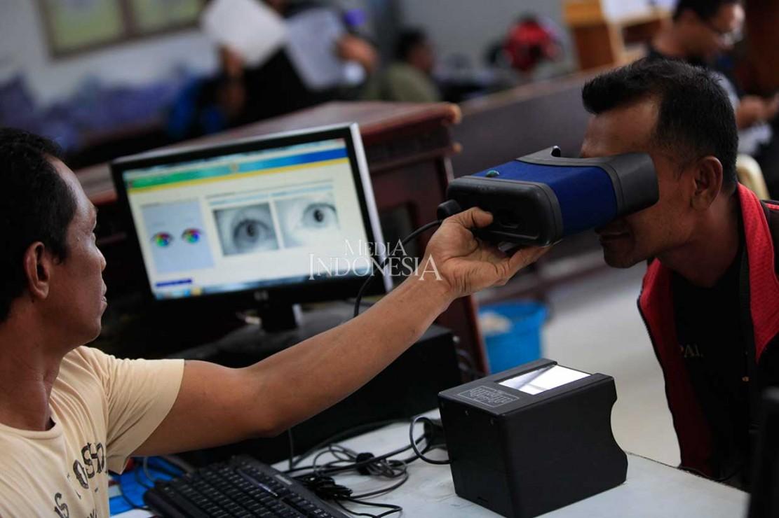 Korban Gempa Sulteng Dipermudah Urus KTP Elektronik