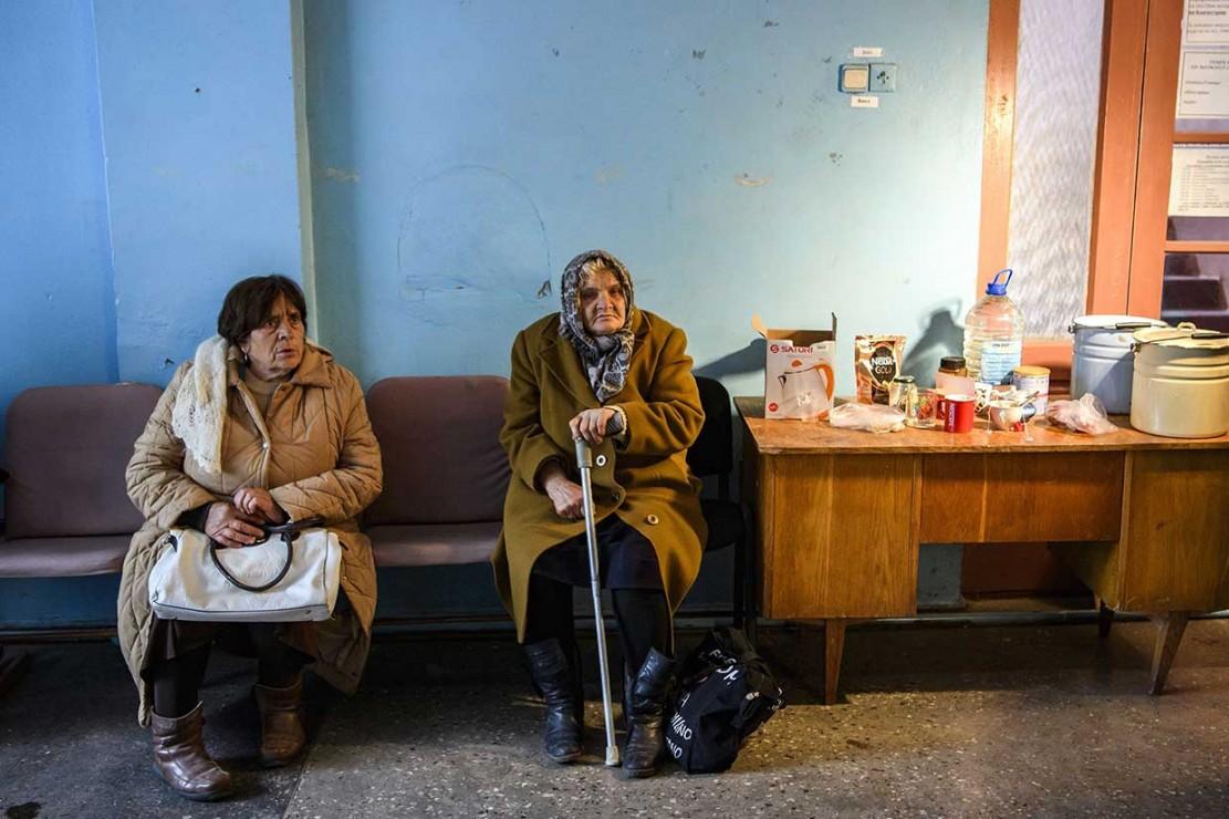 Gudang Peluru Ukraina Meledak, Ribuan Warga Mengungsi