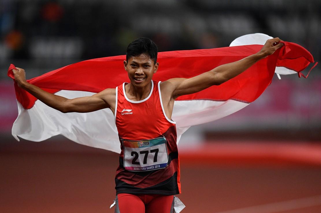 Sapto Yogo Raih Emas Keduanya untuk Indonesia