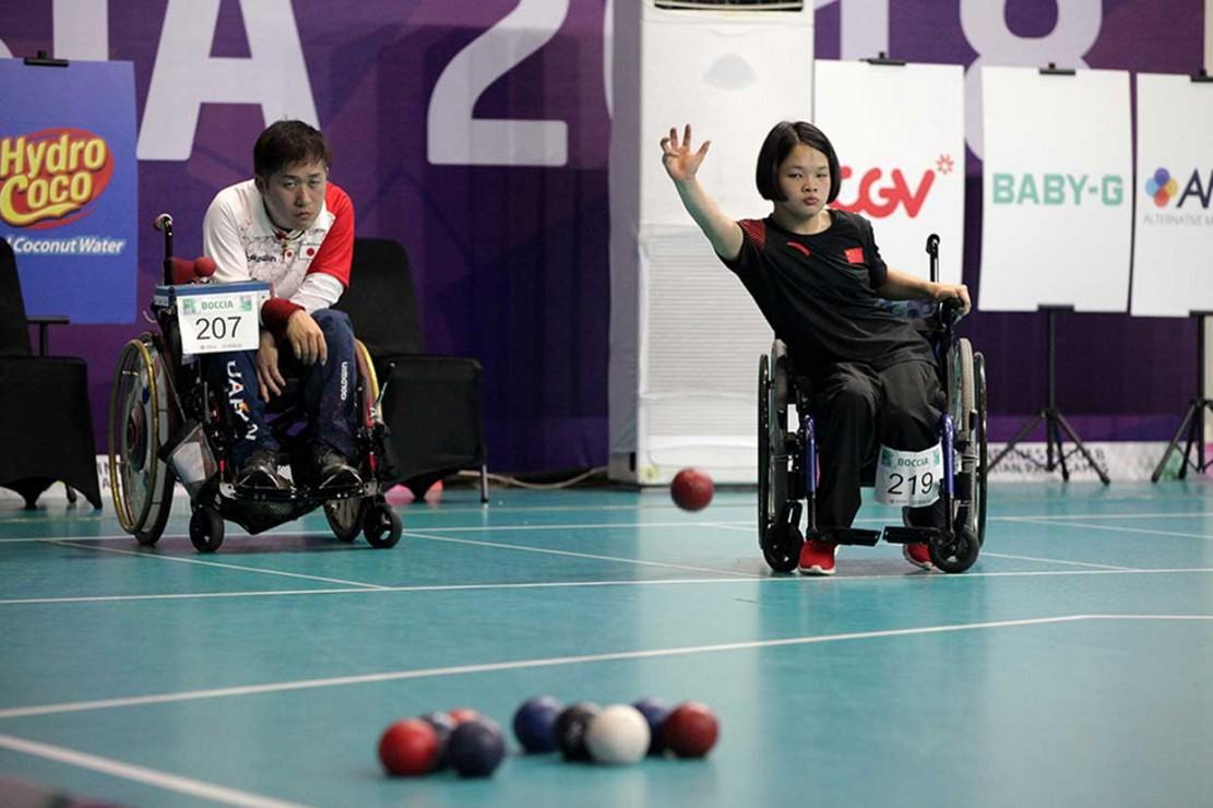 Boccia, Olahraga untuk Penyandang Cerebral Palsy