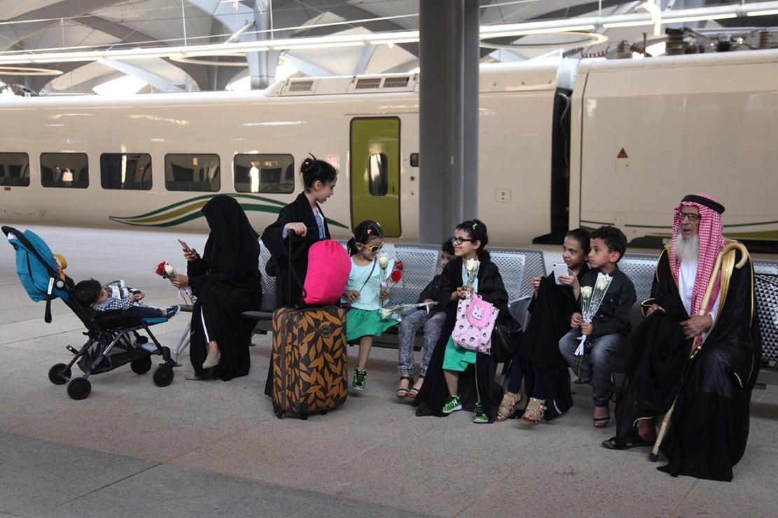 Kereta cepat Haramain akan beroperasi empat hari dalam sepekan, dari Kamis hingga Minggu.