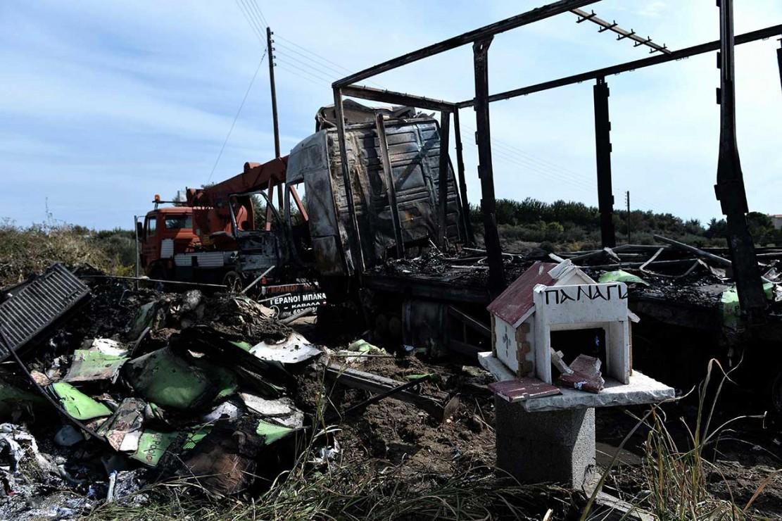 Kecelakaan Lalu Lintas di Yunani Tewaskan 11 Imigran