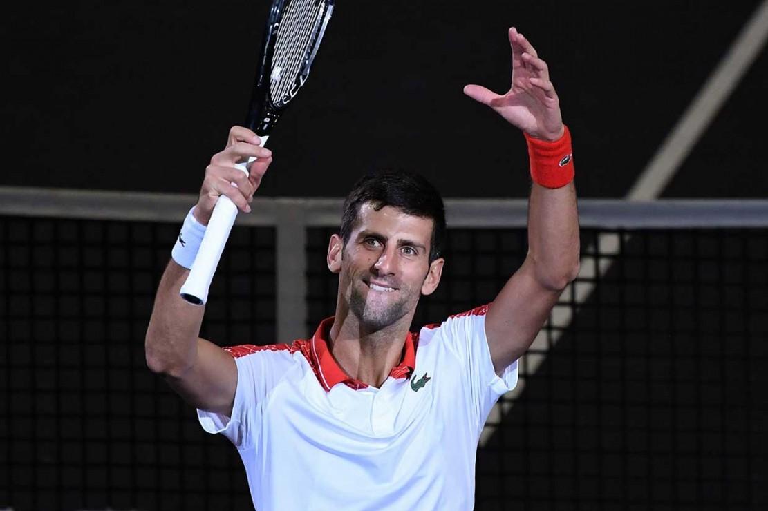 Dengan kemenangan di Shanghai,Djokovic yang mengoleksi juara Grand Slam 14 kali telah memperpanjang rangkaian kemenangannya menjadi 18 pertandingan. Djokovic juga mengancam takhta peringkat pertama dunia yang saat ini digenggam petenis Spanyol Rafael Nadal. Nadal absen di tour Asia karena tengah memulihkan cedera lutut.
