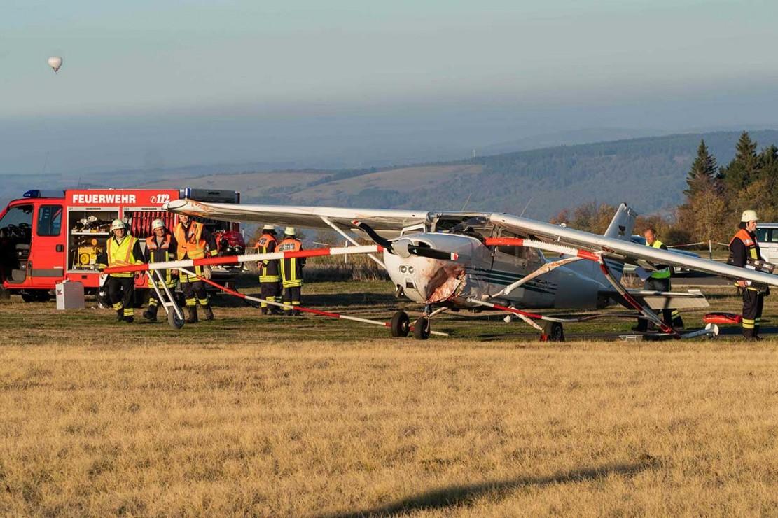 Kecelakaan Pesawat Ringan di Jerman Tewaskan 3 Orang